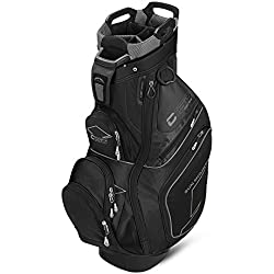 Sun Mountain C-130 7-Way Sac de Golf noir noir