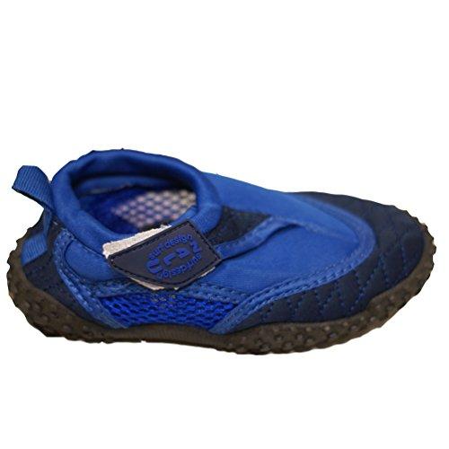 Nalu, Scarpe da immersione donna - aqua/black Blu