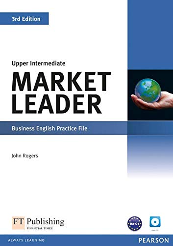 Market Leader 3rd Edition Upper Intermediate Practice File & Practice File CD Pack