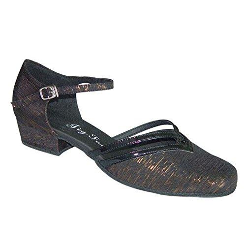 Sapatos Femininos / Sapatos Modernos / Soft Latina Dança F