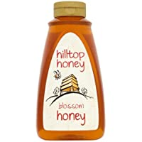 Hilltop Blossom Honey 720g Squeezy Bottle - Pure and Natural Honey | Hive To Home | Premium Quality and Tested for…