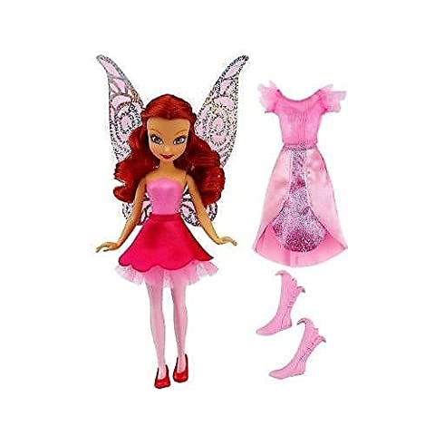 Rosetta Tinkerbell And The Lost Treasure Disney Fairies Fashions Doll by Playmates