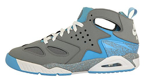 NIKE - Herren- Weiße Air Tech Challenge OG für herren Cool Grey/Unvrsty Blue-White