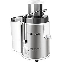 Taurus Liquafruits Pro Compact - Licuadora (500 W, capacidad 1 L), color plateado