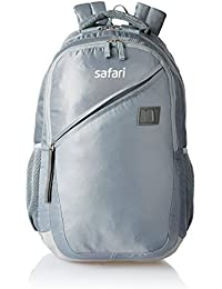 Safari 35 Ltrs Grey Laptop Backpack (Stage)