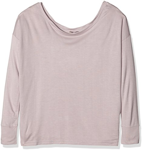 Charnos Cocoon Loungewear Slouchy Sweater-Top pigiama Donna Pink (Sugar Plum)