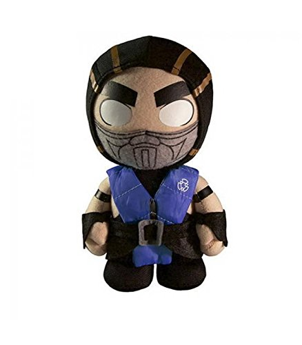 Mortal Kombat X 6-Inch Sub Zero Plush Toy