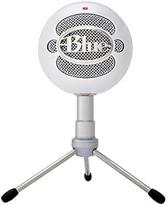 Color de los micrófonos de 101211 bola de nieve hielo micrófono USB
