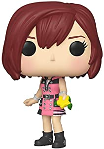 Funko Pop Disney: Kingdom Hearts 3-Kairi w/Hood Figura Coleccionable, Multicolor (39940)