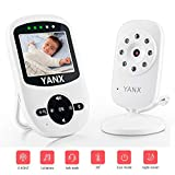 Video Baby Monitor, Rongyuxuan 2.4 GHz Digital Wireless 2 Way Baby Monitor