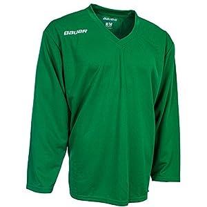 Bauer Trainingstrikot 200 Senior, Größe:Goaliecut;Farbe:grün