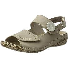 Suchergebnis auf Amazon.de für  Rieker Sandale aus Nubukleder mit ... 16f5f42569