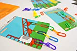 Little Scribblers Off the Chain Busy Bag - Learning Resources and preschool educational kids activity packs, working on motor skills, hand-eye coordination and numeracy in a fun and engaging way
