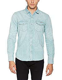 Calvin Klein Jeans Classic Shirt, Chemise Casual Homme