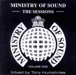The-Sessions-Vol1-Mixed-By-Tony-Humphries-UK-Import