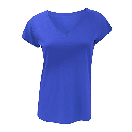 B&C Blandie Classic Damen T-Shirt Schwarz