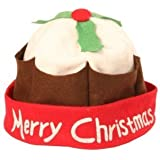 Adult Christmas Pudding Hat