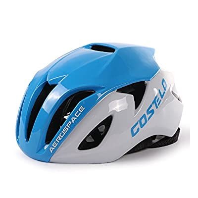240g Ultra Light Weight - Cycle Cycling Road Bike Mountain MTB Bicycle Safety Helmet - Safety Certified Bicycle Helmets For Adult Men & Women, Teen Boys & Girls - Comfortable , Lightweight , by Zidz