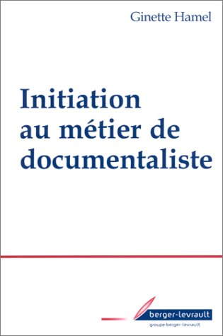 Initiation au métier de documentaliste
