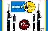 Kit 4 Stoßdämpfer Bilstein VORNE + HINTEN 22-111777+22-111760 + 19-111780