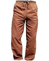 Panasiam *E*-Pants, Stoffhose für denn Alltag, Sport, Yoga, Jogging u.v.m., für GROßE Menschen ab 1,80m !! Aus 100%B.wolle