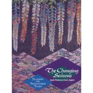 The Changing Seasons: Quilt Patterns from Japan (Dutton Studio Book) por Jill Liddell