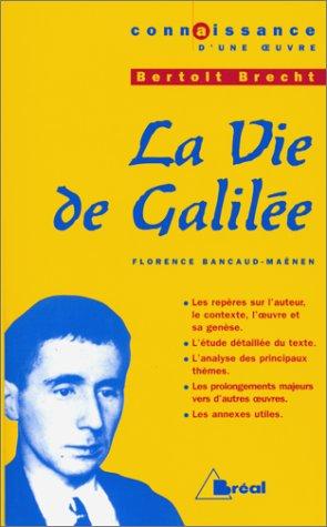 La Vie de Galilée, de Brecht