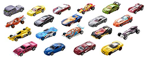 Hot Wheels H7045 - 1:64 Die-Cast...