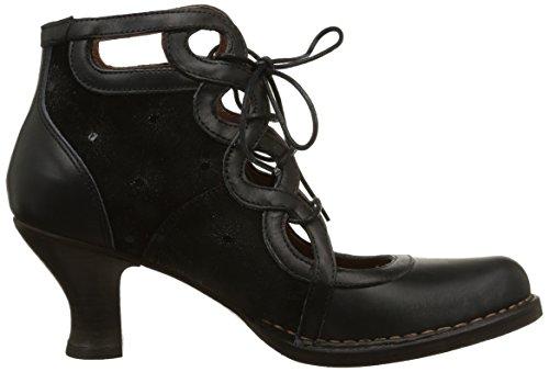 Neosens Rococo 825, Boots femme Noir (Ebony - nature)
