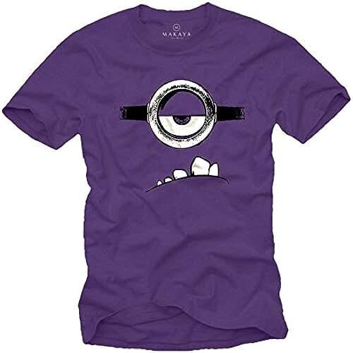 dia del orgullo friki Evil Minion Camiseta