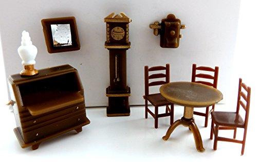casa-de-munecas-miniatura-148-escala-plastico-estudio-oficina-conjunto-de-muebles