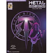 [(Metal Lead Guitar: Volume 1 )] [Author: Troy Stetina] [Oct-2007]