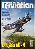 FANA DE L'AVIATION (LE) [No 267] du 01/02/1992 - LE MUSEE D'ANCHORAGE - DH 112 VENOM - DOUGLAS AD-4.