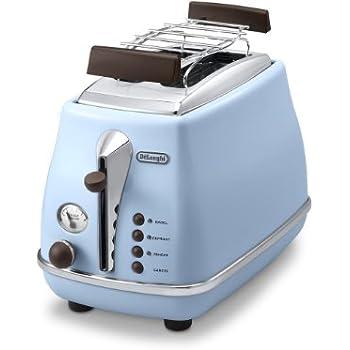 blue volkswagen camper stainless steel toaster k che haushalt. Black Bedroom Furniture Sets. Home Design Ideas