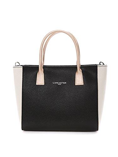 lancaster-paris-mujer-42164noiric-negro-cuero-bolso-de-mano