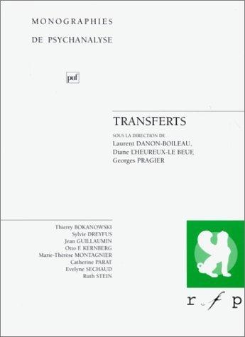 Transferts de Diane L'Heureux-Le-Beuf (1 juin 1999) Reli