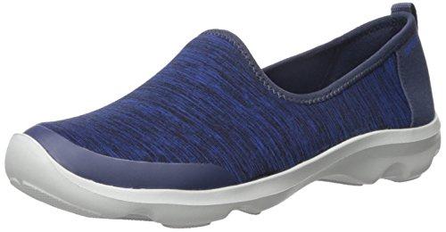 Crocs Women's Navy Canvas Sneakers (Crocs_887350979664) - 7 UK