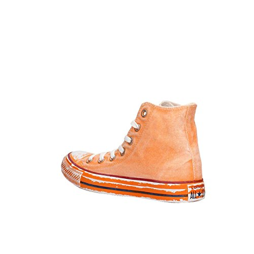 Converse Unisex Adulti All Star Hi Hightop Sneaker Arancione