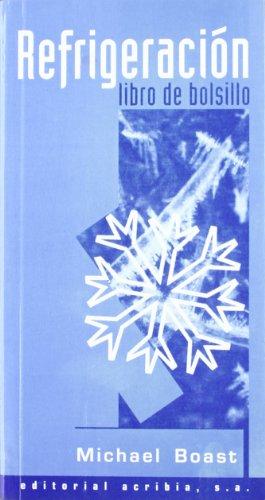 Refrigeración: libro de bolsillo