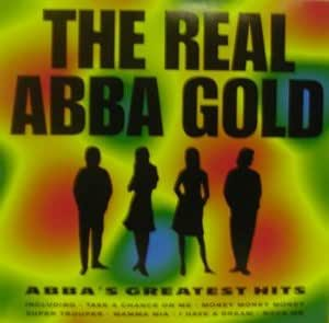 The Real Abba Gold - Abba's Greatest Hits [Yellow]