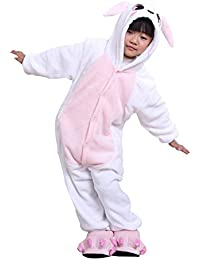 ABYED Kigurumi Pijamas Unisexo Adulto Cosplay Traje Disfraz Adulto Animal Pyjamas Ropa de Dormir Halloween y