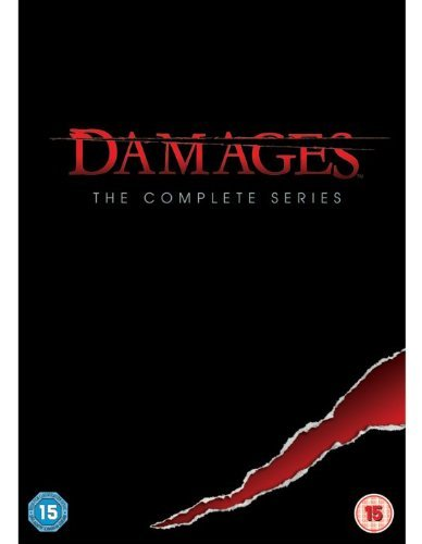 Damages - Season 01 / Damages - Season 02 / Damages - Season 03 / Damages - Season 04 / Damages - Season 05 - Set [Reino Unido] [DVD]