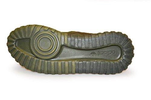 adidas - Tubular X Pk, Scarpe da ginnastica Uomo green black S76713
