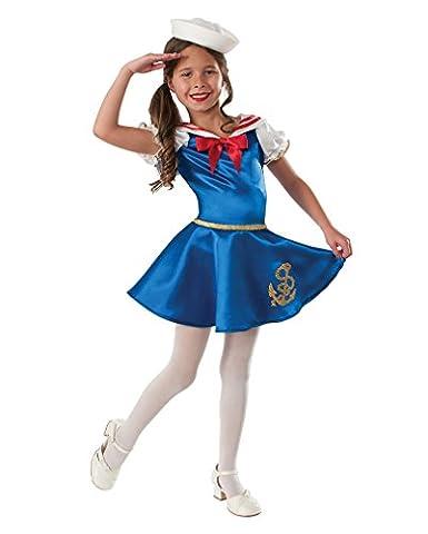 Sailor Costume Girl Child