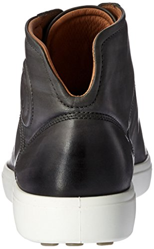 Ecco Herren Soft 7 Men's High-Top Grün (1345deep Forest)