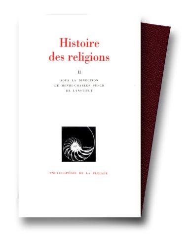 Histoire des religions, tome 2 par Collectifs