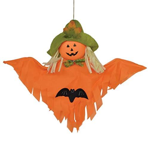 (gaddrt Mode Halloween hängen Drinnen draußen Party Dekoration Spielzeug Kinder Geschenk (Orange))