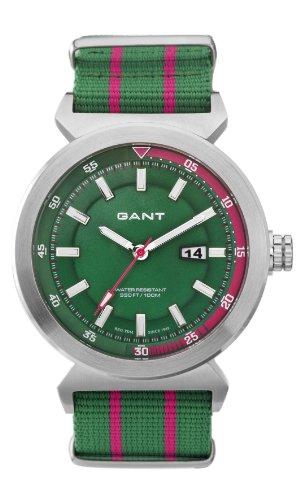 Gant Watches Men's Quartz Watch W70272 with Textile Strap