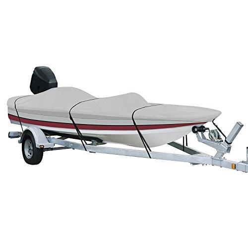 AmazonBasics Funda para embarcaciones Bass Boat, 4.87-5.63 m de longitud,...