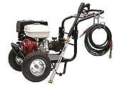 SIP Tempest PP 760/190 2760psi 190 Bar Honda Petrol Pressure Washer All Terrain
